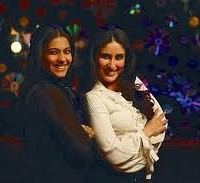 Kajol and Kareena